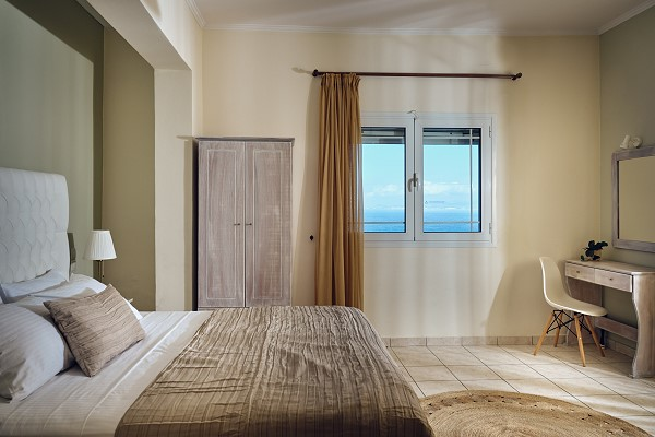 Standard Sea View Studio up to 2 persons